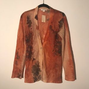 Nordstrom Mohair Sweater NWT Layering Cardigan S
